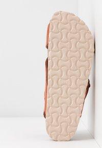 Birkenstock - TULUM - Sandals - earth red - 6