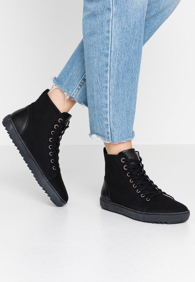 BARTLETT - Sneaker high - schwarz