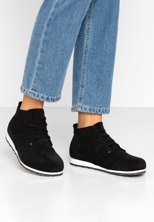 DUNDEE PLUS - Casual lace-ups - schwarz