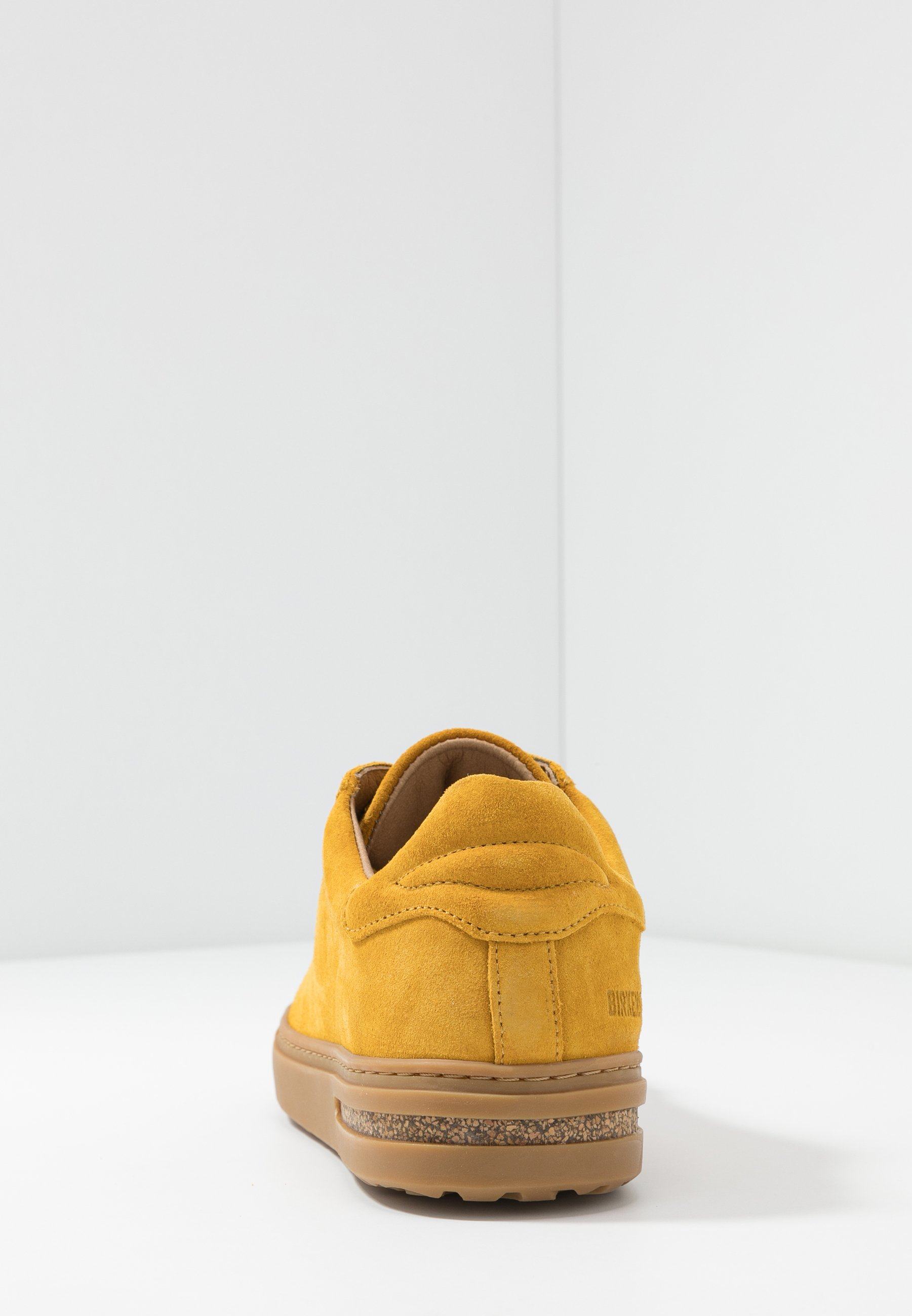 Birkenstock Bend - Sneakers Laag Ochre Goedkope Schoenen