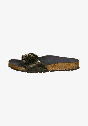Pantoffels - black