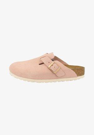 BOSTON - Slippers - light pink