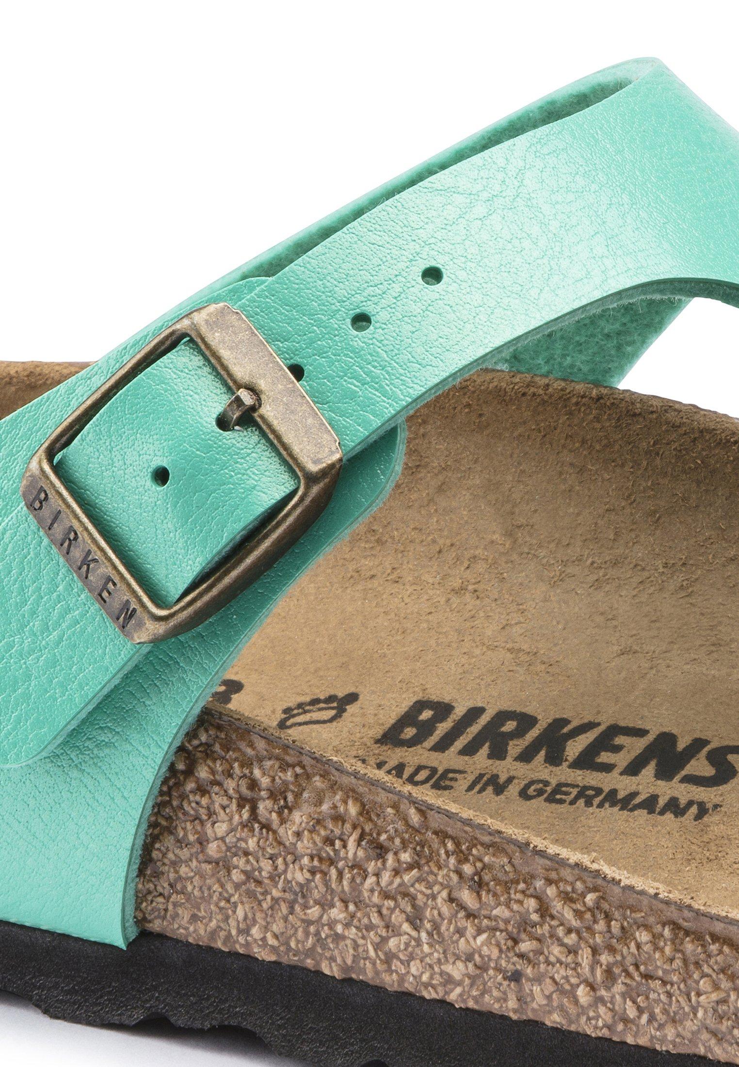 Birkenstock Sandaler m/ tåsplit - graceful emerald BNIeB