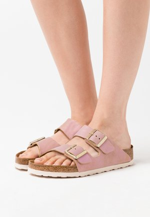 ARIZONA  - Slippers - metallic pink