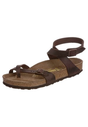 YARA - Sandals - habana