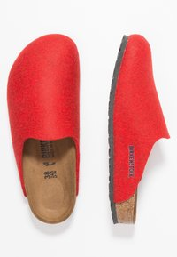 Birkenstock - AMSTERDAM - Slippers - red - 3