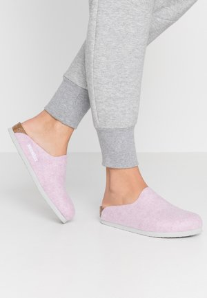 AMSTERDAM  - Slippers - pastel lilac