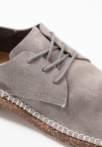 Birkenstock - GARY - Casual snøresko - light grey - 2