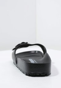 Birkenstock - MADRID - Sandales de bain - black - 3