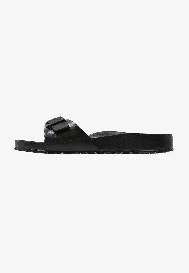 Birkenstock - MADRID - Sandales de bain - black