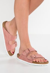 Birkenstock - ARIZONA - Mules - rose - 0