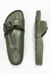 Birkenstock - MADRID - Pool slides - khaki - 1