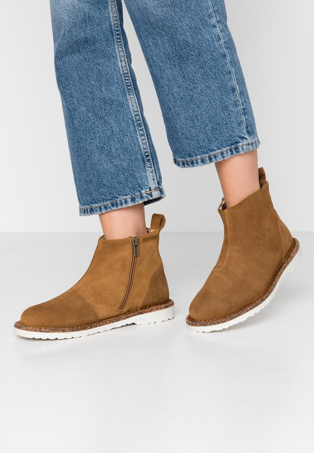 MELROSE - Ankle Boot - tea