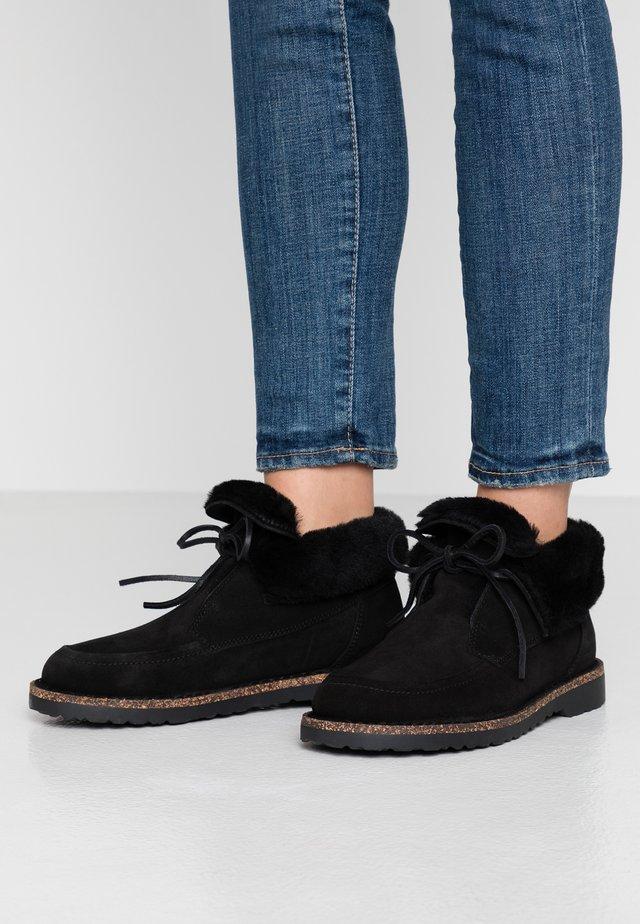 BAKKI - Zimní obuv - black