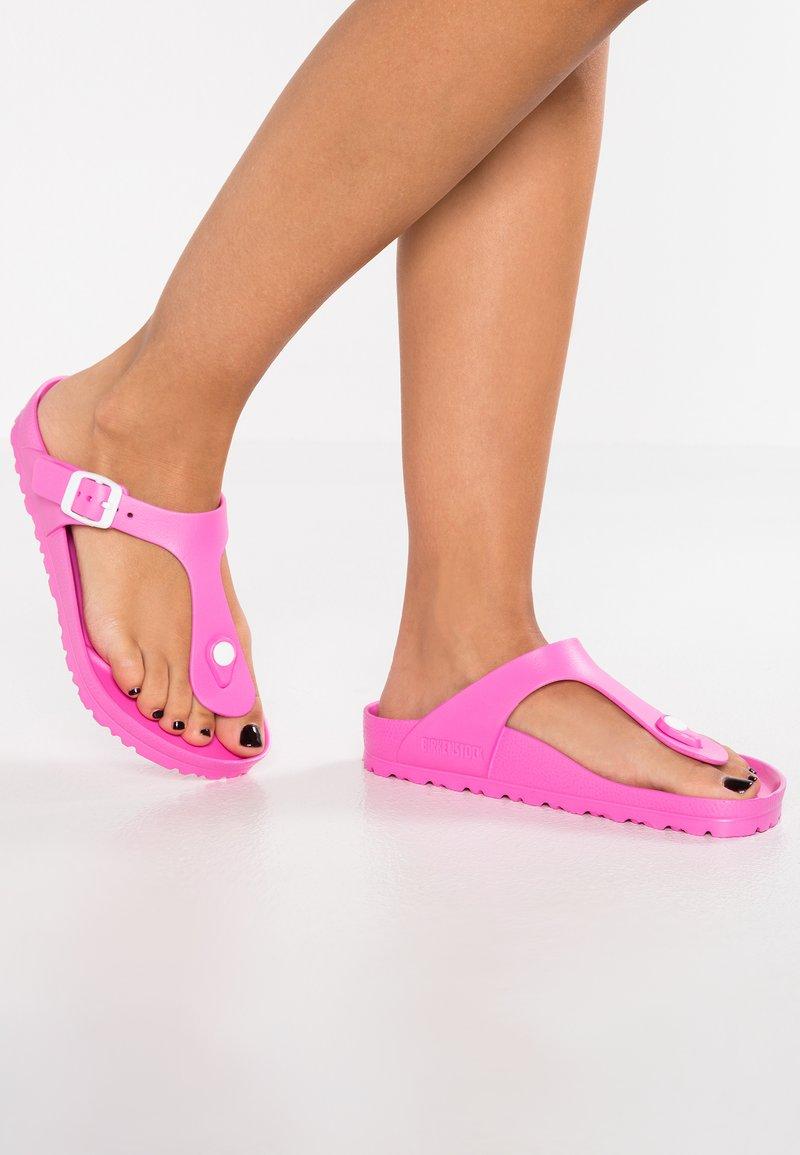 Birkenstock - GIZEH - Pool shoes - pink