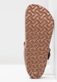 Birkenstock - GIZEH - Pool shoes - metallic copper - 4