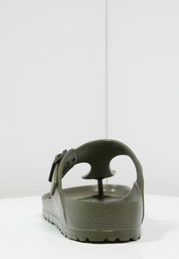 Birkenstock - GIZEH - Pool shoes - khaki - 4