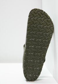 Birkenstock - GIZEH - Pool shoes - khaki - 5