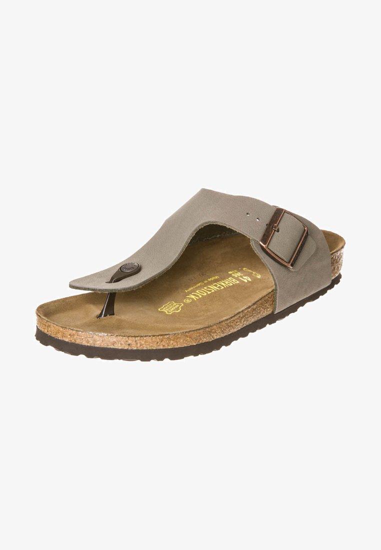 Birkenstock - RAMSES - T-bar sandals - grau