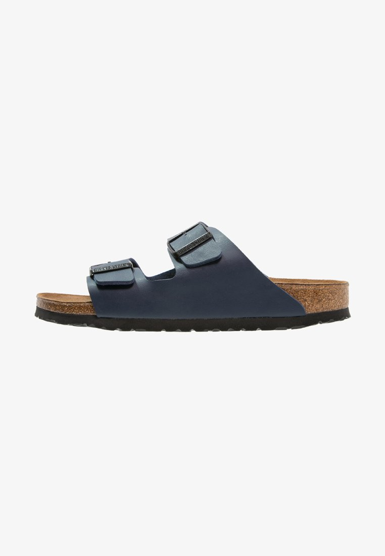 Birkenstock - ARIZONA NARROW FIT - Pantofle - blau