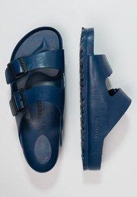 Birkenstock - ARIZONA - Pantolette flach - navy - 1