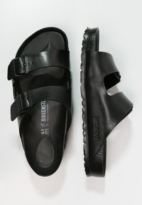 Birkenstock - ARIZONA - Chaussons - black - 1