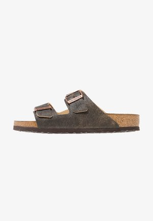 ARIZONA - Pantoffels - vintage brown