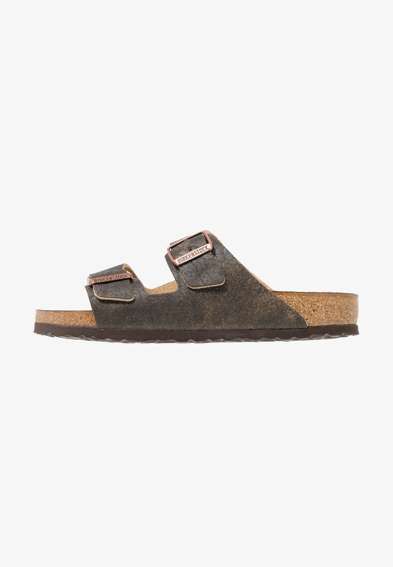Birkenstock - ARIZONA - Pantuflas - vintage brown
