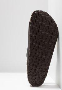 Birkenstock - ARIZONA - Domácí obuv - vintage brown - 4