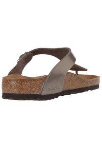 Birkenstock - GIZEH BF  - T-bar sandals - gold - 3