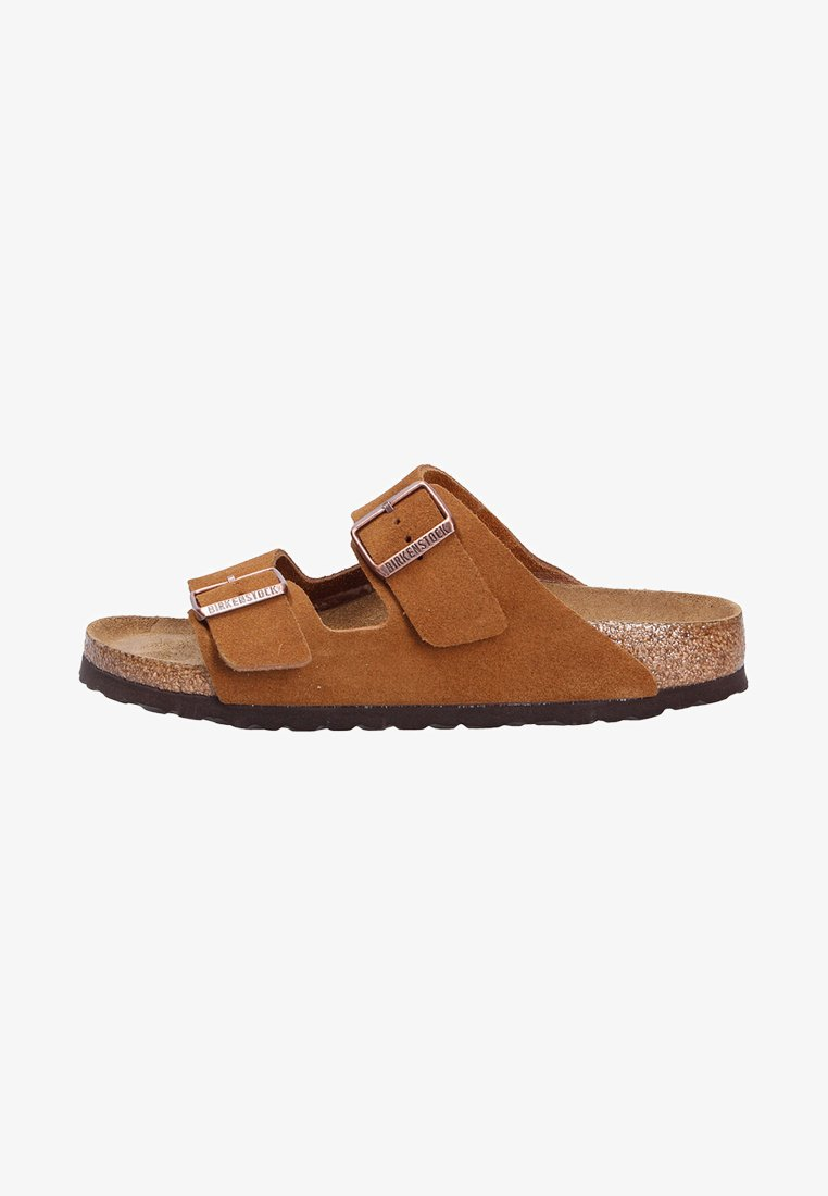 Birkenstock - Mules - brown