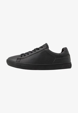 LEVIN MEN NARROW - Baskets basses - black