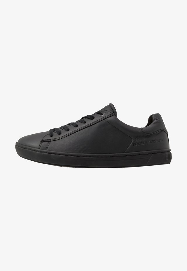 LEVIN MEN NARROW - Sneakers basse - black