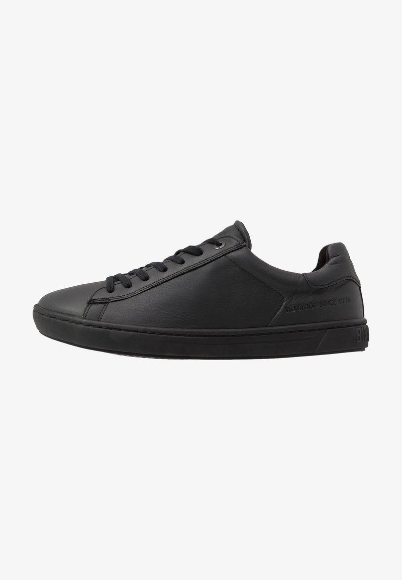 Birkenstock - LEVIN MEN NARROW - Sneaker low - black