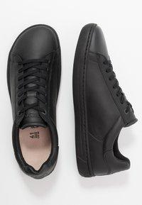 Birkenstock - LEVIN MEN NARROW - Tenisky - black - 1