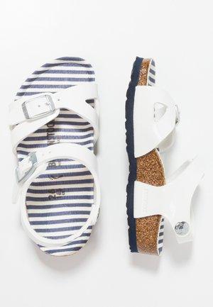 RIO - Sandals - white