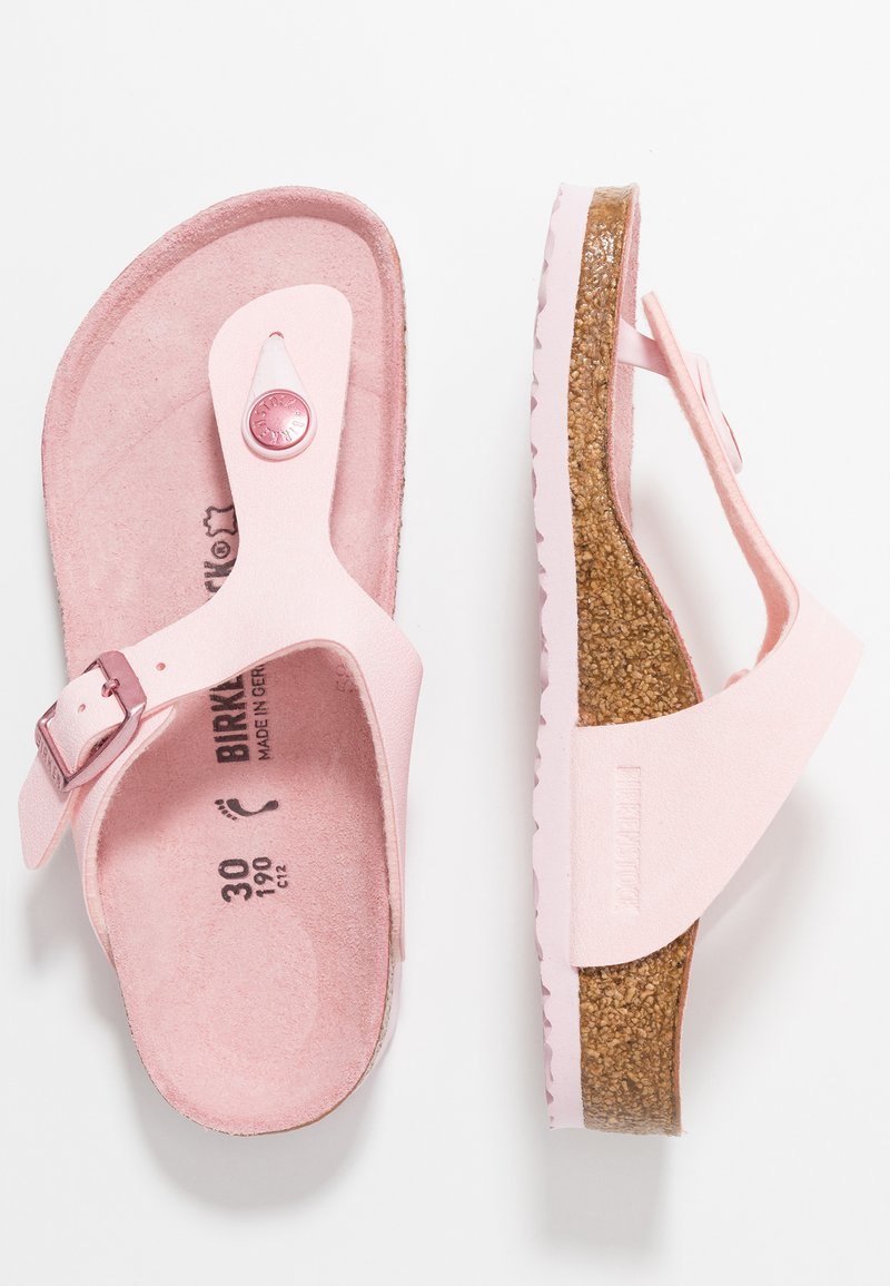 Birkenstock - GIZEH - Tongs - rose