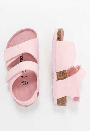 PALU - Sandały - chalk pink