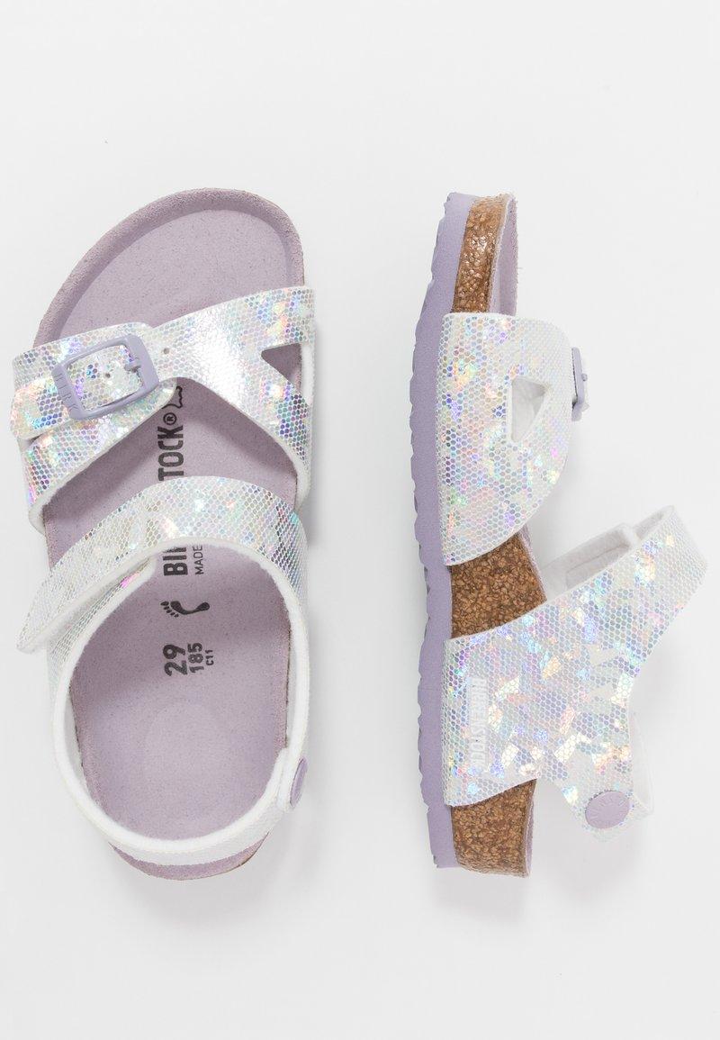 Birkenstock - COLORADO - Sandály - hologram silver/lavender
