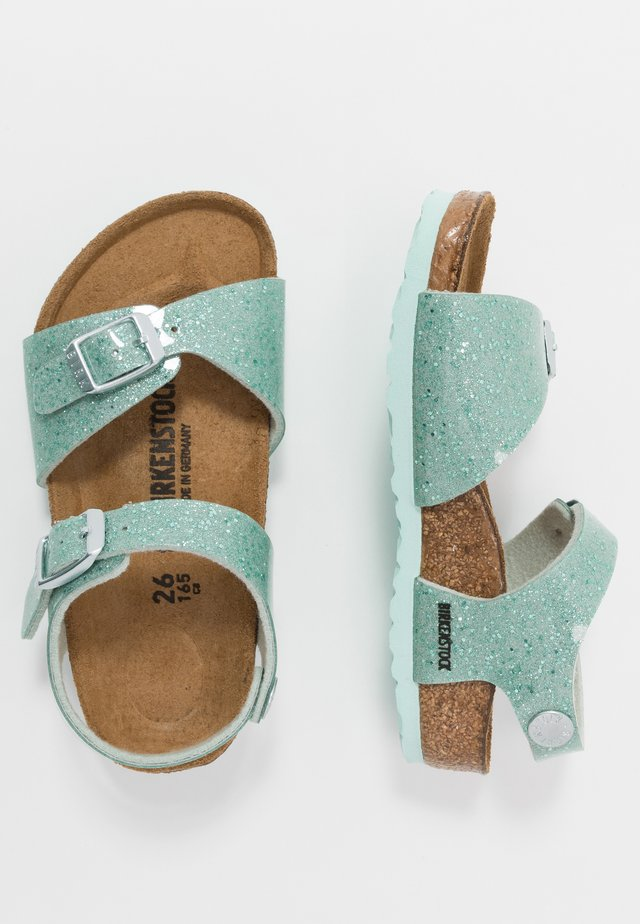 RIO - Sandals - cosmic sparkle mineral