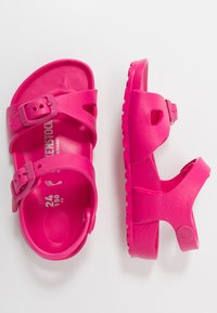 Birkenstock - RIO - Sandales - beetroot purple - 0
