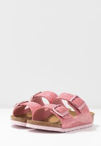 Birkenstock - ARIZONA - Chaussons - cosmic sparkle old rose - 3