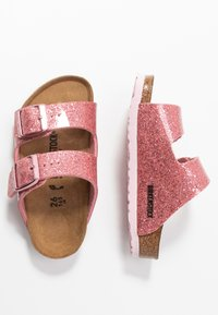 Birkenstock - ARIZONA - Chaussons - cosmic sparkle old rose - 0