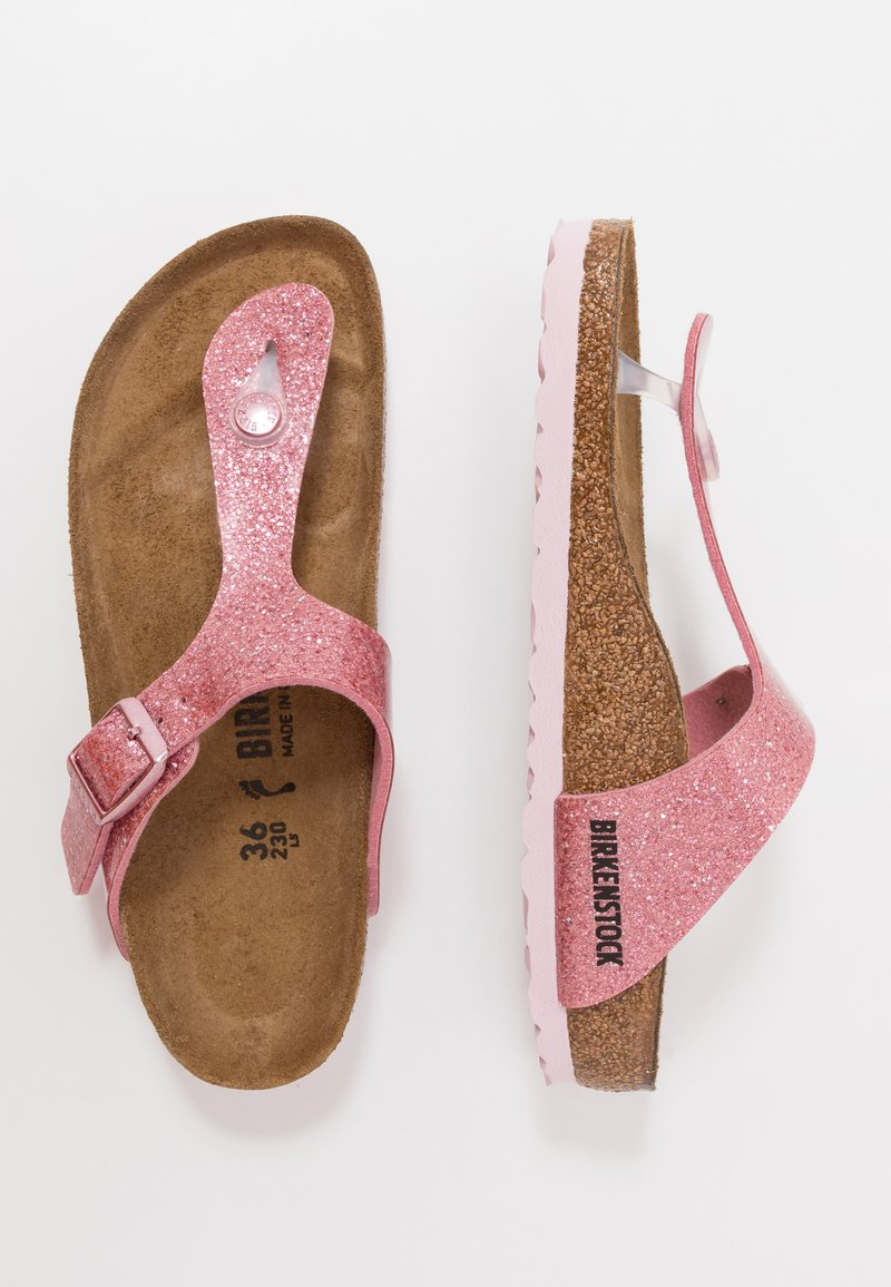 Birkenstock - GIZEH - Tongs - cosmic sparkle old rose