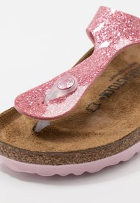 Birkenstock - GIZEH - Tongs - cosmic sparkle old rose - 2