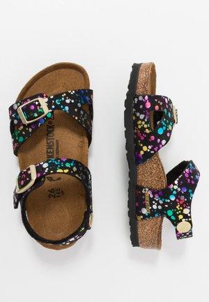 RIO - Sandals - black