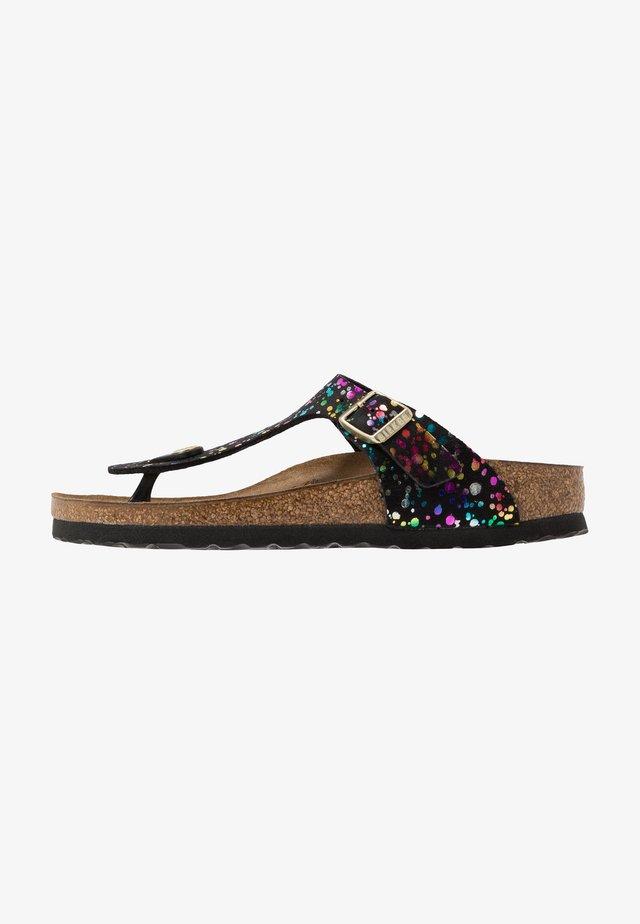 GIZEH - Slippers - black