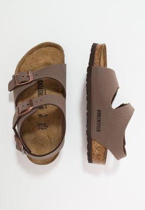 ROMA - Sandály - mocha