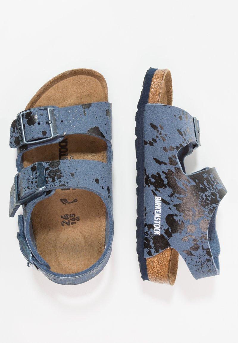 Birkenstock - MILANO - Sandaler - blue
