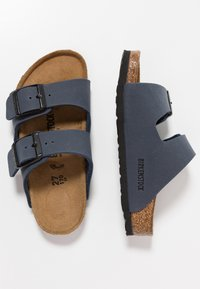 Birkenstock - ARIZONA  - Chaussons - navy - 0